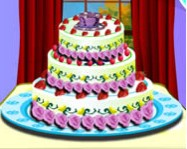 Barbie cake decoration ingyen j�t�k