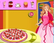 Barbie candy pizza s�t�s j�t�kok