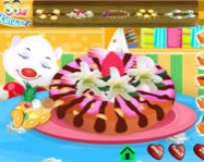 Donut decoration s�t�s j�t�kok