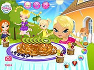 Fun with funnel cake s�t�s j�t�kok