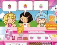 The ice cream parlour online s�t�s j�t�k